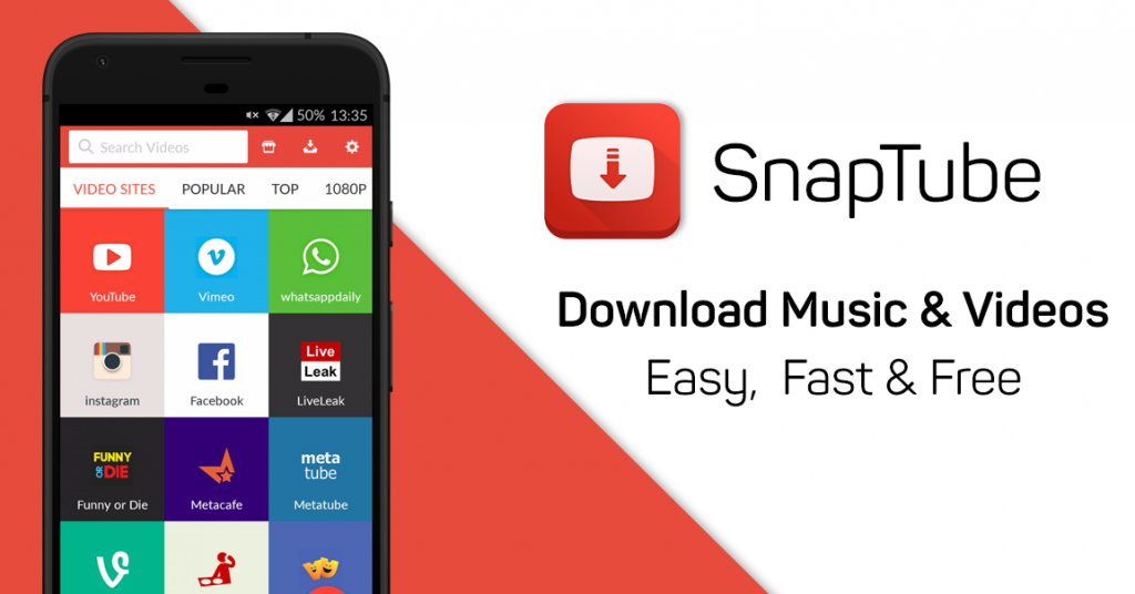 Download Your Favorite YouTube Videos Using Snaptube Video