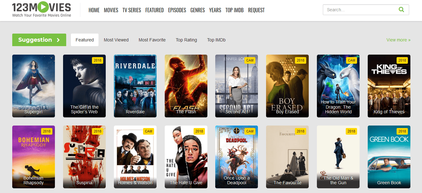123 Movies The Trending Website For Free Movie Downloads Il4syrians